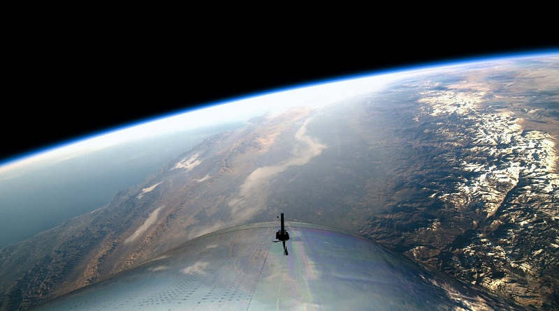 Virgin Galactic to go 'into space' for the first time