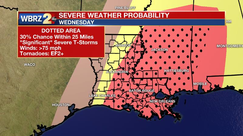 Severe thunderstorms, possible tornadoes threaten Midlands on Friday, forecast says
