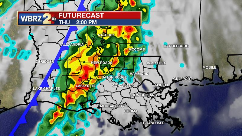 Tornado Watch: Threat continues through Friday evening