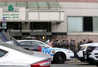 Some patients in NYC hospital shooting improve