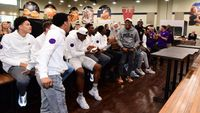 MARCH MADNESS: LSU tournament-bound as #3 seed, will play Yale Thursday