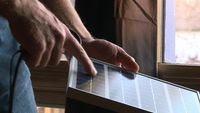 Report finds new material for cheaper solar panels