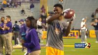 LSU preparing for bowl game without Greedy Williams