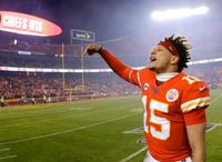 Patrick Mahomes wins Super Bowl MVP