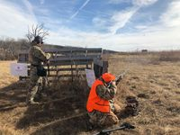 Mobility-impaired hunters, children come together for annual pheasant hunt