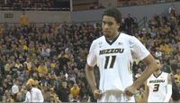 Story image: Missouri basketball freshman honored in the SEC