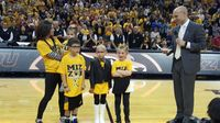 Mizzou basketball rally's for Rhyan, snaps 13 game losing streak