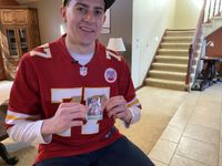 Columbia man's grandpa played for the Chiefs in 1970 Super Bowl
