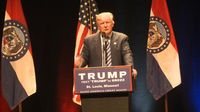 Trump to address VFW convention next Tuesday in Kansas City