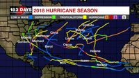 2018 Hurricane Season ends Friday