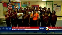 The Pledge of Allegiance: Audubon Elementary