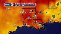 Warming trend underway, clouds here to stay