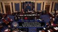 Senate leaders reach agreement to reopen government