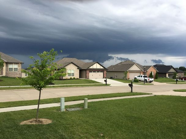 Photo from Sherri Isbister in north Columbia