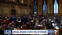 States leaders to discuss budget during special session