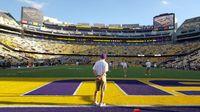 Missouri Football vs. LSU Live Blog
