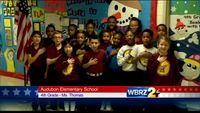 The Pledge of Allegiance: Audubon Elementary
