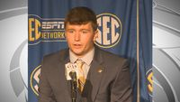Story image: Drew Lock to return to Mizzou football for senior year