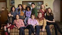 Roseanne Barr promises an upbeat 'Roseanne' season finale