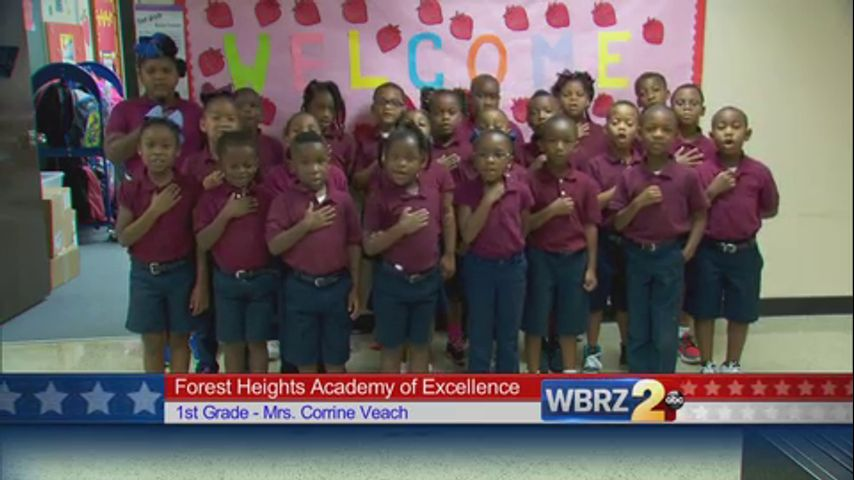 Forest Heights Academy Of Excellence 1st Grade