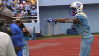 Southern dominates Alabama A&M in homecoming game
