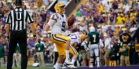 LSU offensive line attention growing heading into Auburn