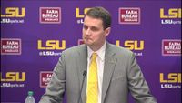 LSU head coach Will Wade makes statement following suspension