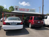 Mugs Up back open after power line accident