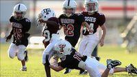 No tackling? NY Lawmaker seeks tackle football ban for kids