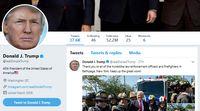 Judge rules President Trump can't block critics on Twitter