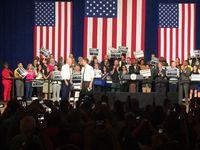 Joe Biden joins Jason Kander on the campaign trail