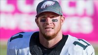Eagles' Wentz is out for the season with torn left ACL
