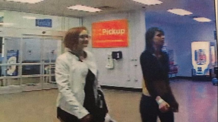 Four Wanted For Starting Fire At O Neal Lane Walmart