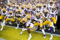 Nighttime start announced for LSU vs Ole Miss game