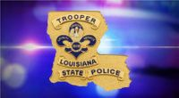 LSP: Unrestrained 17-year-old driver killed in crash on LA 10