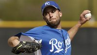 Story image: Royals pitcher cited for DUI