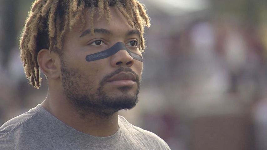 'Chances are higher' that Guice will stick with LSU after bowl game