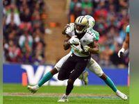 Saints' second half propels them to shutout win vs. Dolphins