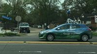 Google Street View car seen taking pictures in Baton Rouge lately