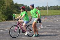 iCan Bike camp teaches those with disabilities how to ride