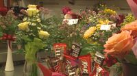 Floral industry affected by extreme weather over the past 12 months