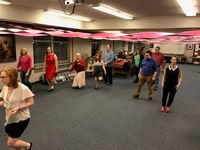 MU Swing Society swings into love with Vintage Valentine's Dance