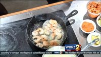 Chef of the Month: Shucks! Seafood Pasta