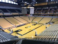 Story image: Mizzou men's basketball kicks off season against Iowa State