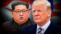Trump: NKorea summit might not work for June 12