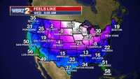Chill in the Baton Rouge area, but it could be much worse