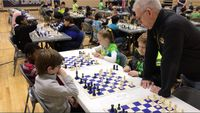 Columbia students build skills and friendships at local chess tournament