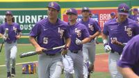 LSU to take on Florida St. in College World Series Saturday at 7 p.m.