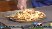 Chef of the Month: SHUCKS! Redfish on the Half Shell