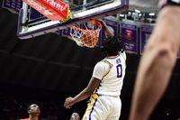 Waters, Mays lead No. 21 LSU past Auburn, 83-78